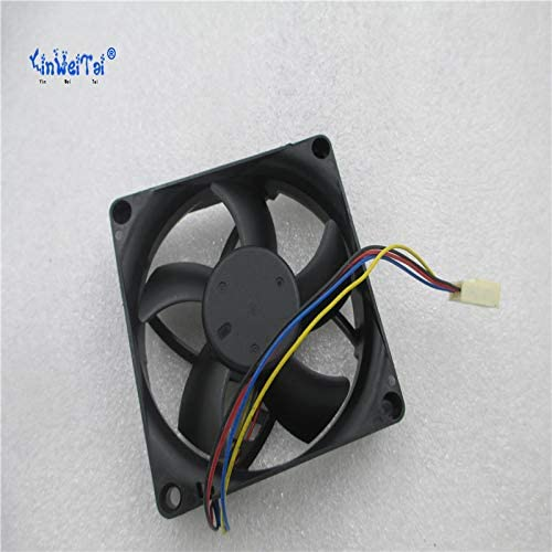 PMD1208PKV1-A 8CM 882CM 8020 808020 12V 4.8W 4PIN PWM Tempreture control server cooling fan