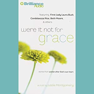 Were It Not for Grace Audiobook