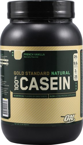 Optimum Nutrition Standard Natural Vanilla