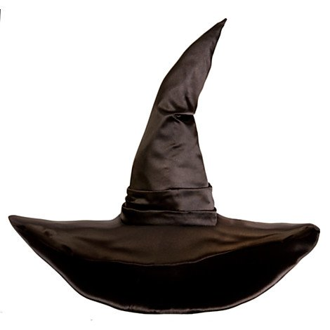 Wicked Witch Hat Costume Accessory