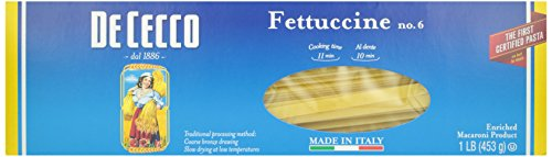 DeCecco Fettucine 6 16 oz