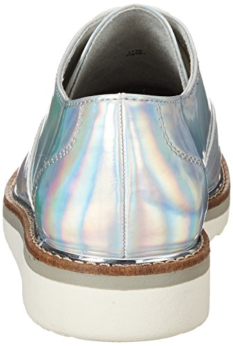 Tozzi Oxford Para 941 Marco Zapatos De Cordones Mujer silver 23708 Plateado FdCnHCwxWq