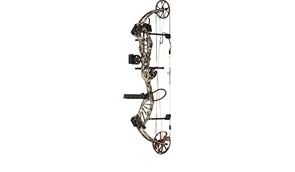 LH Package 55-70# Kryptek Highlander Camo Fred Bear Archery Approach Bow