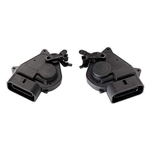 SCITOO 2pcs Power Door Lock Actuators Front Left + Front Right Door Latch Replacement Fits for 2000-2005 Toyota 746-603 746-827