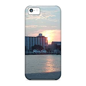 Iphone 5c Cases, Premium Protective Cases With Awesome Look - Early Morning Susky Pier