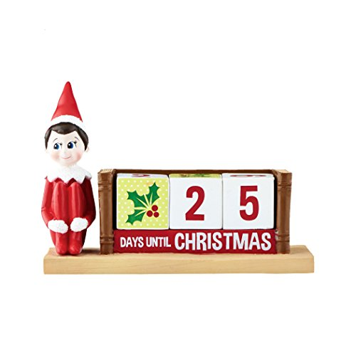 Department 56 Elf on The Shelf From Countdown Calender 2.25