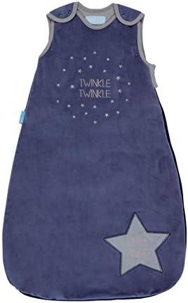 0-6 m Estrellas Tommee Tippee GRO Saco de dormir Grobag 2.5 TOG