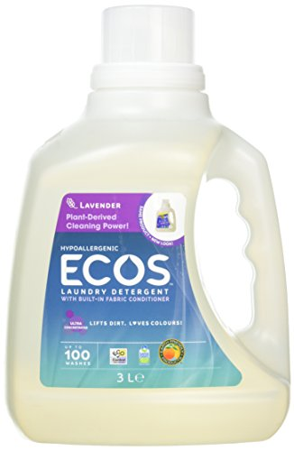(Earth Friendly Products Ecos Laundry Lavender,100 Fl Oz)