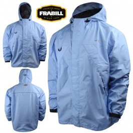 Frabill F1 Rainsuit Jacket, Coastal Blue, -