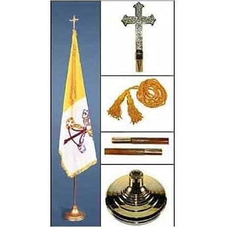 Vatican Indoor Flagpole Kit