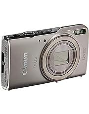 Canon IXUS 285HS Digital Camera, Silver