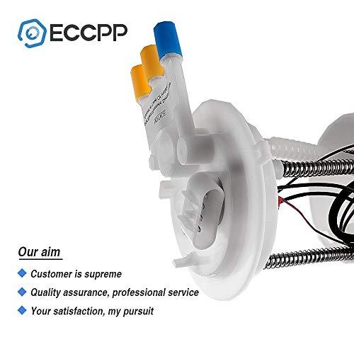 ECCPP Fuel Pump for: Chevy S10 Blazer & GMC S15 Jimmy 98-03, GMC Envoy 98-00, Oldsmobile Bravada 99-01 [4 DOOR MODELS] E3992M 323-01213