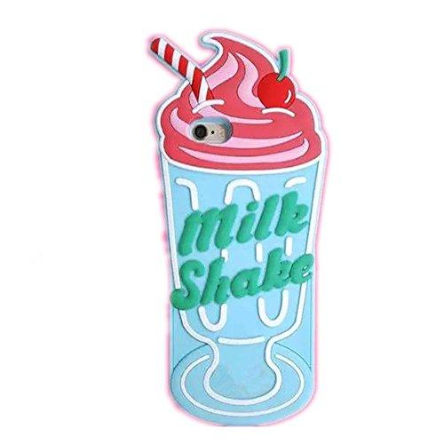 iphone 4 ice cream case moschino - 3