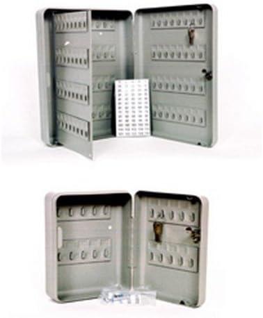 METALPLUS - Caja para Llaves de Pared, 37 x 28 x 7,5 cm, 128 plazas: Amazon.es: Juguetes y juegos