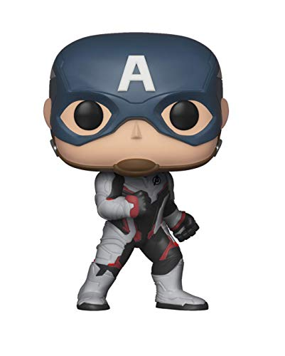 (Funko Pop! Marvel: Avengers Endgame - Captain America)