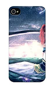 Hot Tpu Cover Case For ipod/ touch5 Case Cover Skin Diushoujuan Design - Anime Touhou