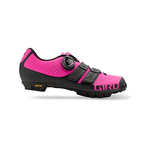 Montaña 2018 Bicicleta De Mujer Negro Guantes Sica Techlace rosa Giro wq4XzUA