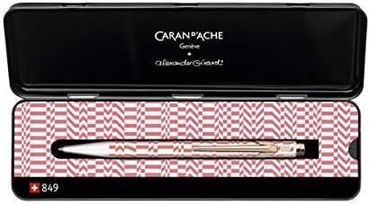 Caran Dache - Bolígrafo de punta de bola, diseño de jirafa ...