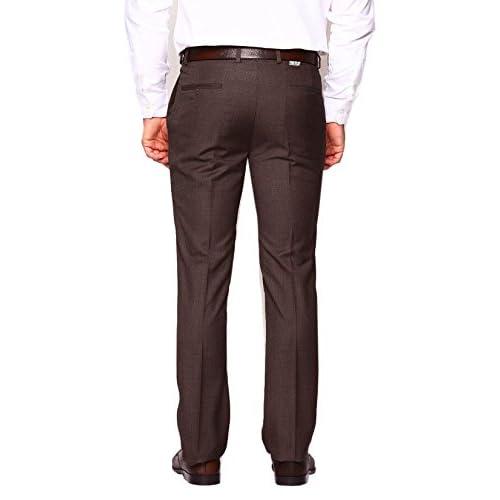 4132p8btYfL. SS500  - AD & AV Mens Formal Trouser 236_Mens_Trouser_2BY2_COFFI_EE