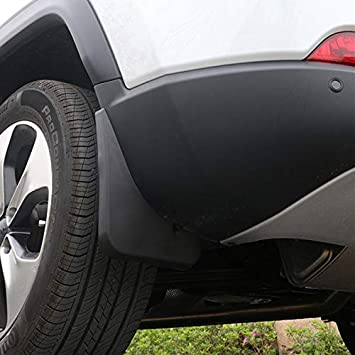 Mud Flaps Kit for Honda CR-V CRV 2017-2020 5th gen Mud Splash Guard Front and Rear 4-PC Set by TOPGRIL