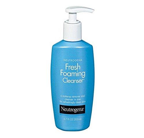 Neutrogena Fresh Foaming Cleanser, 2 Count