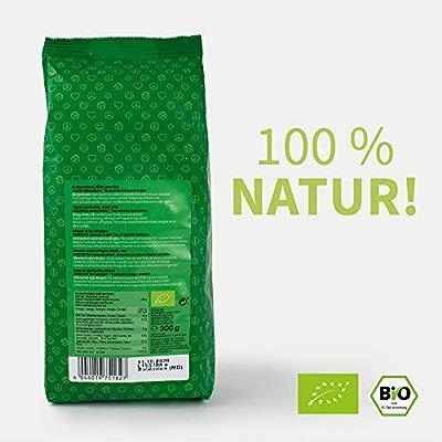 Mundo Feliz - Nueces orgánicas partidas por la mitad, 3 bolsas de 300 g