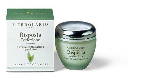 Risposta (Response) Perfezione (Perfection) Lifting Face Cream by L'Erbolario Lodi
