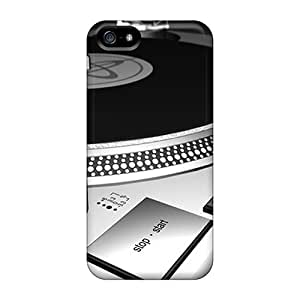 Hot Fashion YWQ23888MeqT Design Cases Covers For Iphone 5/5s Protective Cases (turntable)