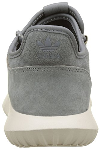 Adulto Unisex Ginnastica Basse clear Da Brown grey Three Adidas Three Scarpe grey Shadow Grigio Tubular – w1xqI8YpC