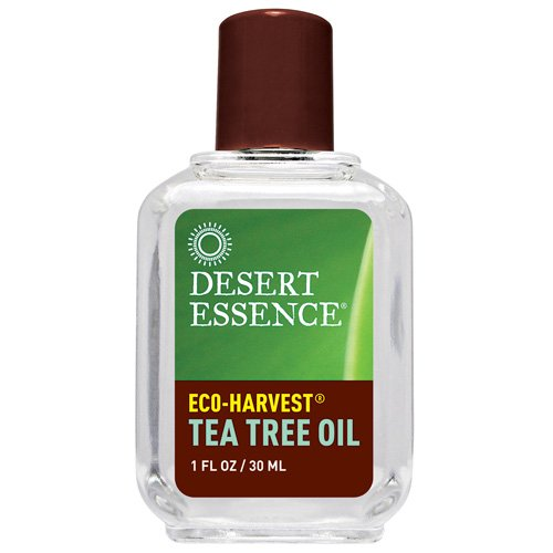 Tea Tree Oil Eco Harvest - Desert Essence Eco Harvest Tea Tree Oil, 1 Ounce -- 3 per case.