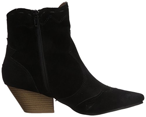 Qupid Boot Ankle 13 Rhythm Black Women's cqwBUqHO16