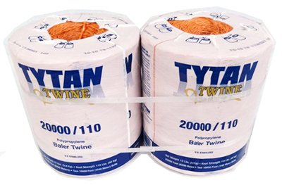 TYTAN INTERNATIONAL Baler Twine, Orange