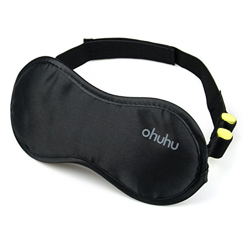 Ohuhu Women Sleeping Mask Plugs