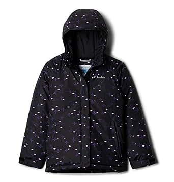Columbia Girls Horizon RideTM Jacket Insulated Jacket - Black - 2T