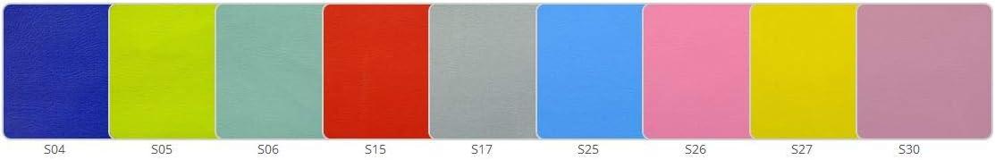195 x 80 x 5 cm rigido 1190 antiscivolo Materasso da ginnastica tripla flessibile