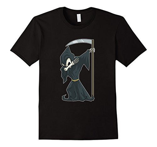 Funny Grim Reaper Doing the Dab