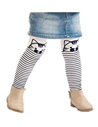 Girls brilliant pantyhose CAT by Knittex semi opaque 6-9 years