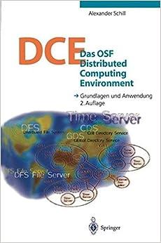 Book Das OSF Distributed Computing Environment: Grundlagen und Anwendung (German Edition)