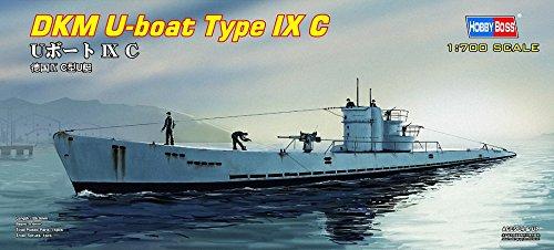 - Hobby Boss DKM U-Boat Type IXC Boat Model Building Kit