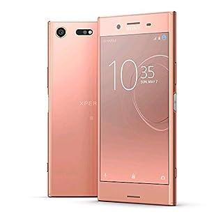 """Sony Xperia XZ Premium G8142 64GB Bronze Pink, Dual Sim, 5.5"""", GSM Unlocked International Model, No Warranty"""