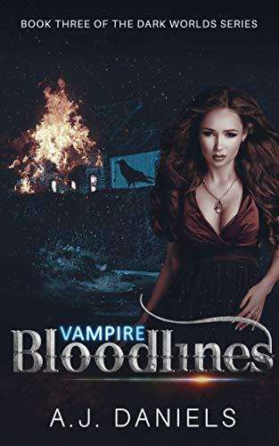 Bloodline: An Alien Vampire Romance (The Dark World Series Book 4)
