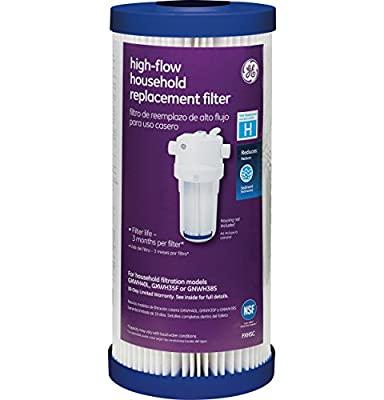 GE FXHSC Household Pre-Filtration Sediment Filter