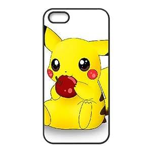 iPhone 4 4s Cell Phone Case Black Pikachu 002 KYS1133001KSL