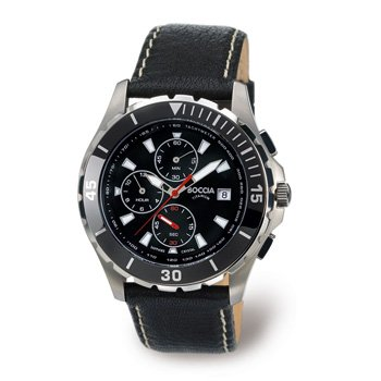 3766-01 Boccia Titanium Watch