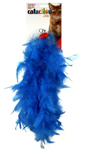 JW Pet Company Featherlite Boas Cat Toy