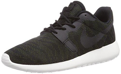 (Nike Womens Roshe one KJCRD Trainers 705217 Sneakers Shoes (UK 5.5 US 8 EU 39, Faded Olive Black sail)