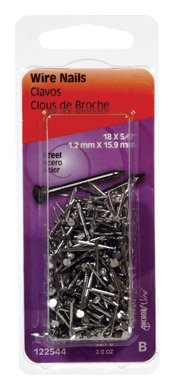 Ook 122544 5/8' 18 Gauge Wire Nails