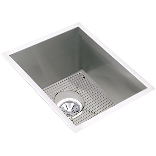 Elkay EFU141810DBG Crosstown Single Bowl Undermount Stain...