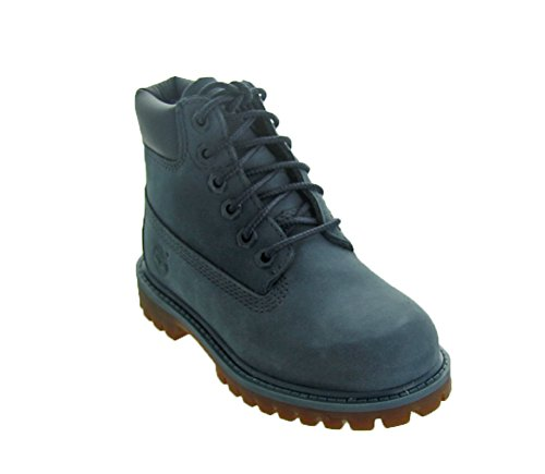 Toddler TIMBERLAND HIKING BOOTS 6 INCH ORION BLUE (12 Little Kid M) by Timberland