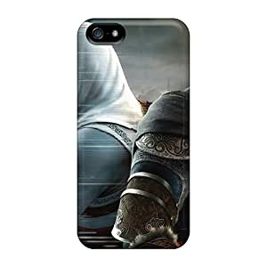Shock Absorption Cell-phone Hard Cover For Iphone 5/5s (brR7621oBdh) Unique Design HD Assassins Creed Skin